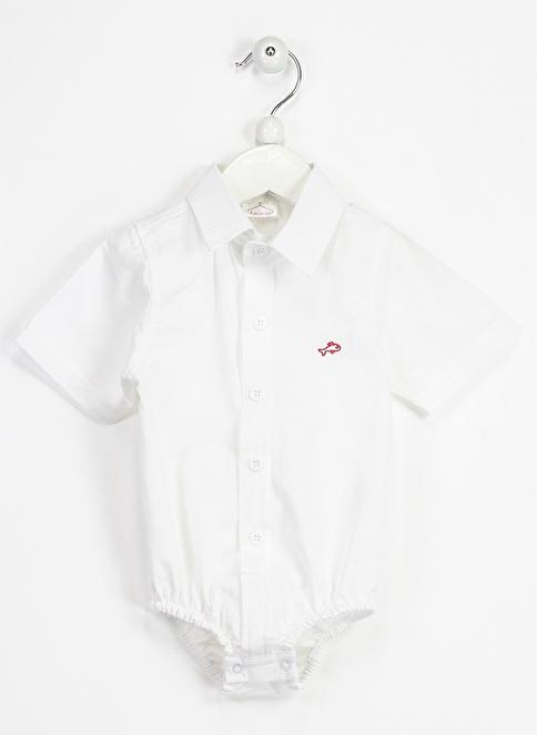 Locopop Gömlek Beyaz